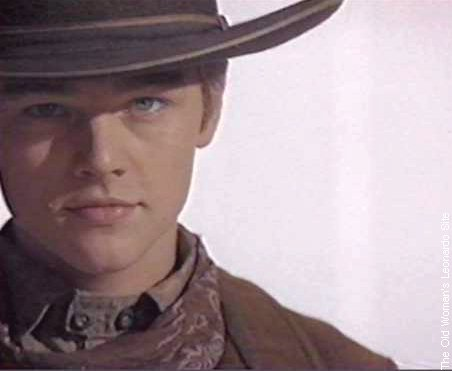 DiCaprio as Fee, The Kid